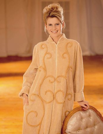 Rise of Sales in Dressing Gowns - 10 February 2010