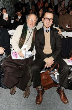 Stan Herman hits New York Fashion Week - 18 February 2010