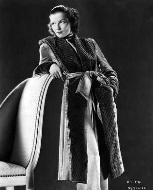 Katharine Hepburn, Beauty and Elegance - 19 April 2011